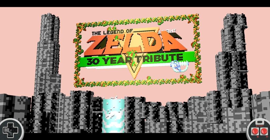 Zelda Tribute Titelbild
