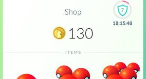 Pokémon Go Schild