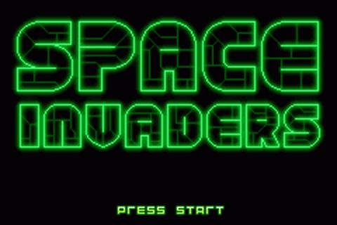 Space Invaders Spielen
