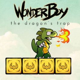 Wonder Boy: The Dragon's Trap Remake!