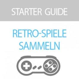 Retro-Spiele sammeln – Starter Guide!