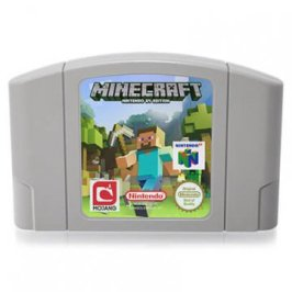 Minecraft auf dem N64?!