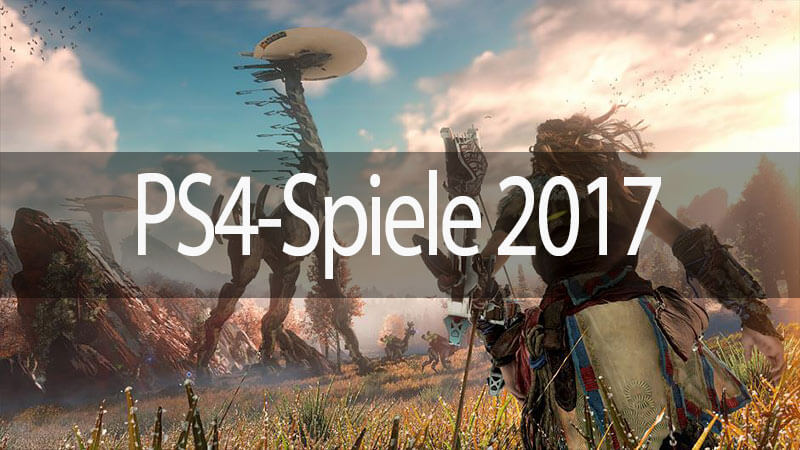 Spiele-Highlights 2017