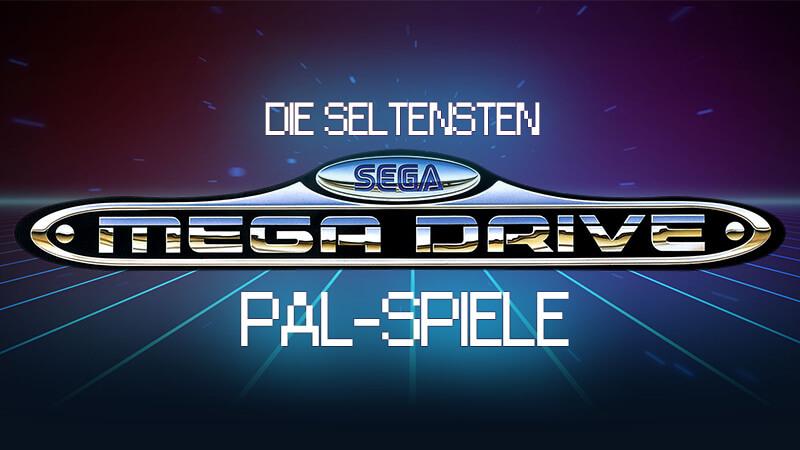 seltensten Mega Drive PAL-Spiele