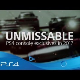 PS4 Spiele-Highlights 2017