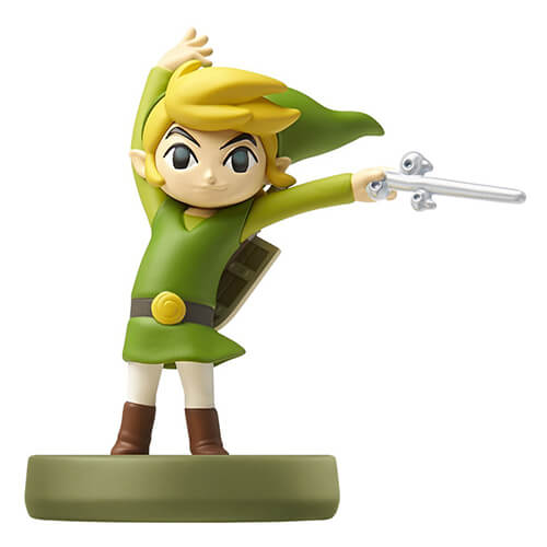 Breath of the Wild Amiibo Toon Link