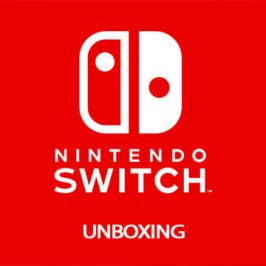 Nintendo Switch Unboxing!