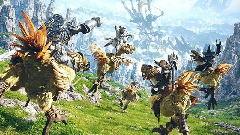 Final Fantasy 30 Jubiläum