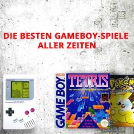 TOP 10 – Die besten GameBoy-Spiele aller Zeiten!