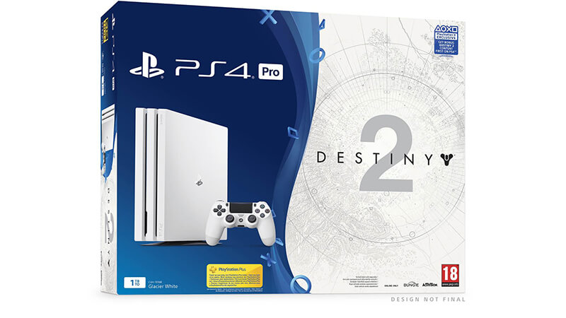 PS4 Pro Destiny 2 Bundle
