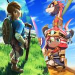 Neues Zelda Ever Oasis 2