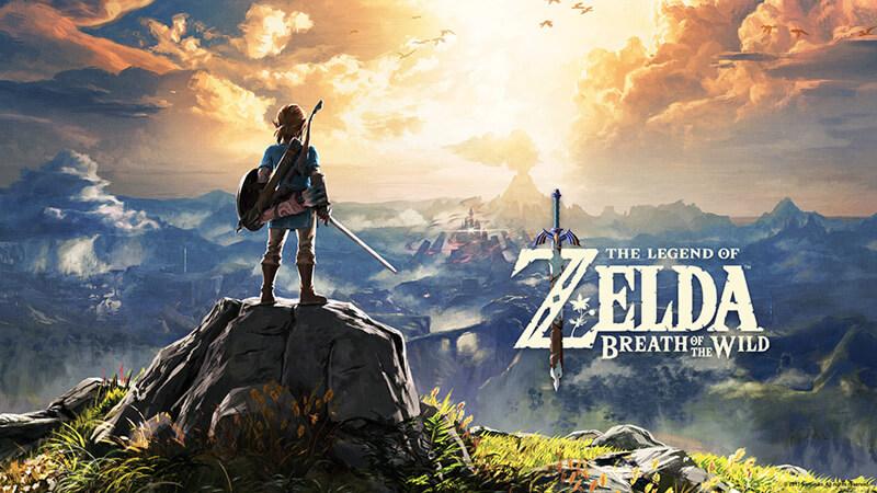 Neues Zelda Spiel für Switch