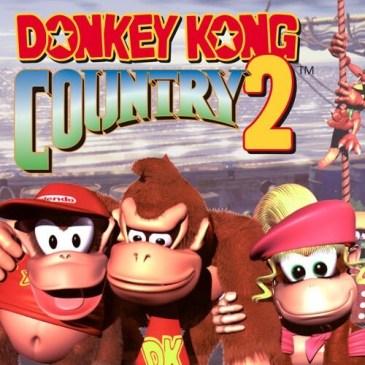 Donkey Kong Country 2: So sieht das Spiel in HD aus