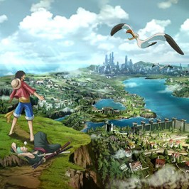 One Piece World Seeker: Gameplay-Trailer
