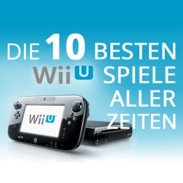 Die 10 besten Wii U Spiele aller Zeiten