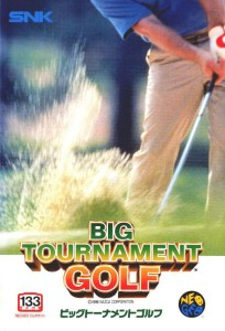 Big Tournament Golf für Neo Geo