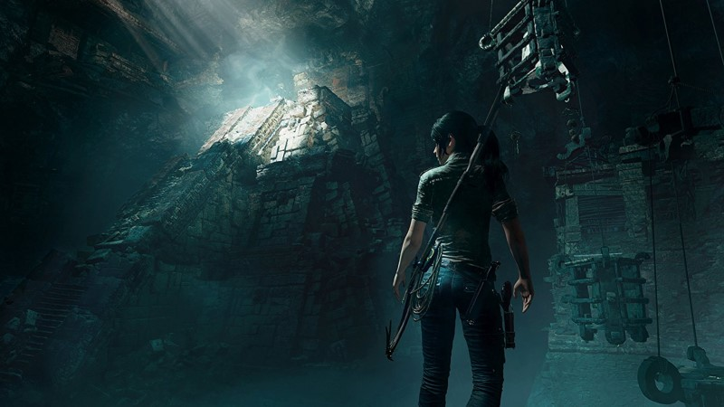 Shadow of the Tomb Raider Screenshots