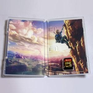Switch Zelda Verpackung