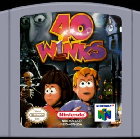 40 Winks: Neues N64 Spiel in Entwicklung