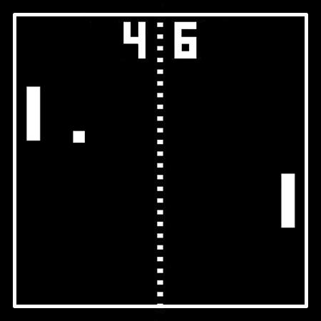 Pong wird 46 Jahre!