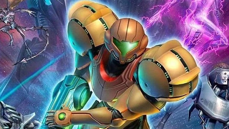 Metroid Nintendo Switch