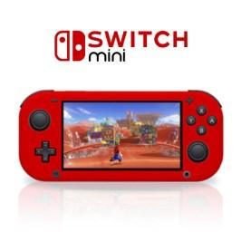 Nintendo Switch Mini noch in diesem Jahr?
