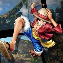 One Piece World Seeker – Gameplay Footage