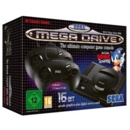Sega Mega Drive Mini kommt dieses Jahr