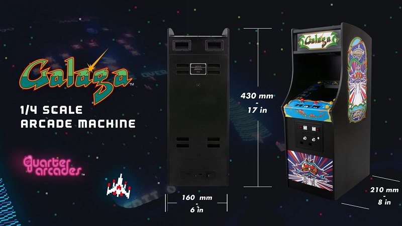 Mini-Arcade-Automat