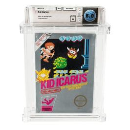 NES: Kid Icarus verkauft für $9.000