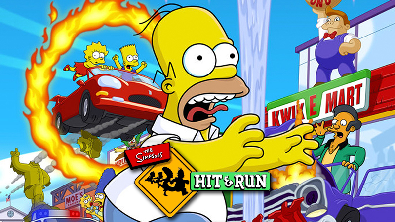 Simpsons: Hit & Run