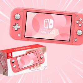 Nintendo Switch Lite bekommt einen neuen Anstrich
