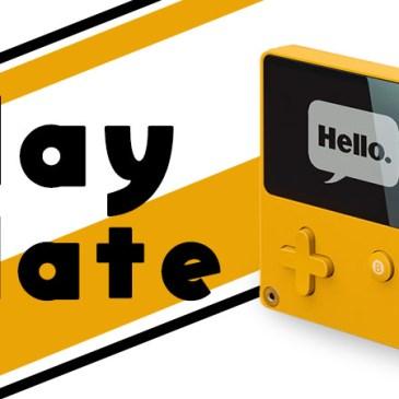 Playdate: Neuer Handheld mit Kurbel