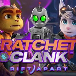 Ratchet & Clank: Rift Apart – Neuer Trailer