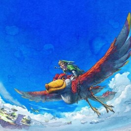 Zelda: Skyward Sword bald für die Switch?