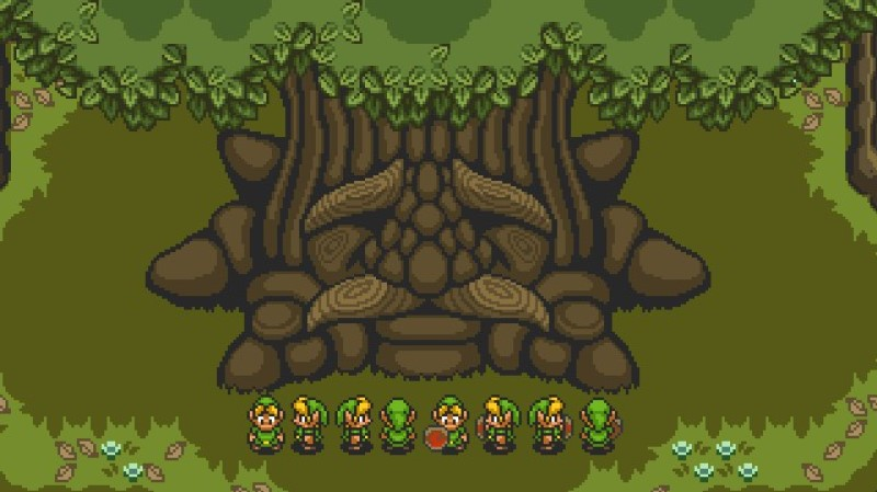 Ocarina of Time 2D