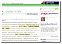 Homepage aimido