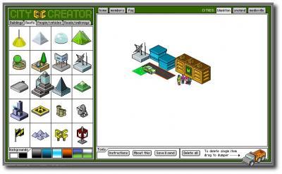 CityCreator in Aktion