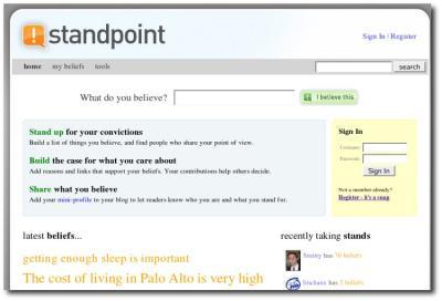 Startseite Standpoint