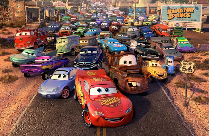 Image result for cars 2006