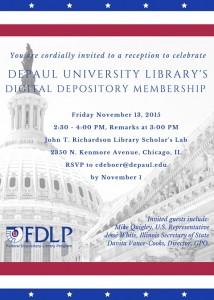 FDLP invitation