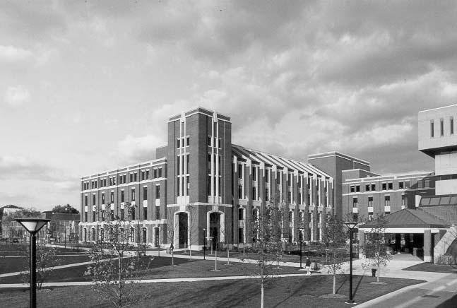 Bygone DePaul: John T. Richardson Library - The Full Text
