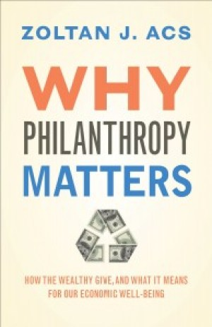 Why Philanthrophy Matters (book cover)