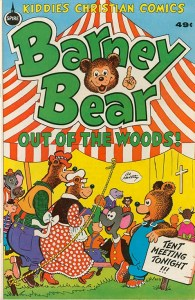 Barney Bear Tent Revival