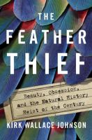 Unwind the Mind with The Feather Thief, Featured Book for October