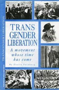 Transgender Liberation, Michelle Luellen zine collection, box 4, folder 23.