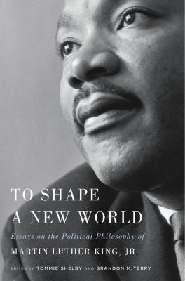 To Shape a New World book cover