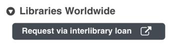 Request via interlibrary loan icon