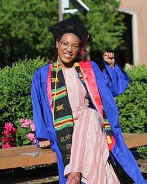 Congratulations Graduating Library Student Staff