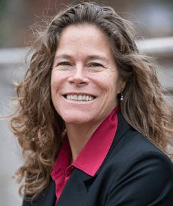 Environmental Sciences professor Deborah Lawrence